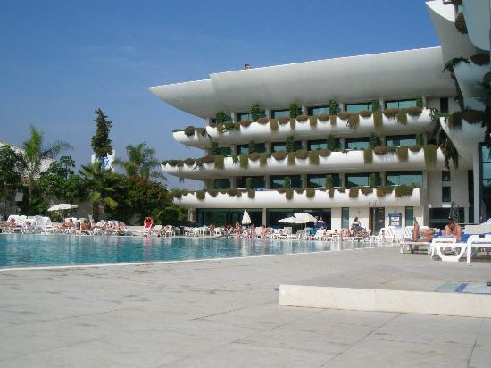 Hotel Deloix Aqua Center: piscine ext