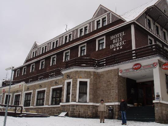 Photo of Hotel Bily Horec Harrachov