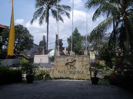 Club Bali Mirage: sites to see