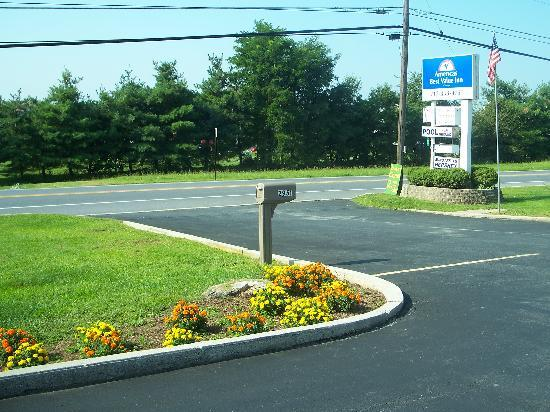 Americas Best Value Inn Palmyra/Hershey: Americas Best Value Inn Hershey/Palmyra