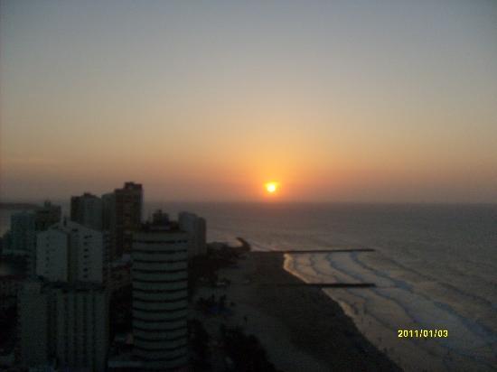 Hotel Regatta Cartagena: desde uno de los pisos
