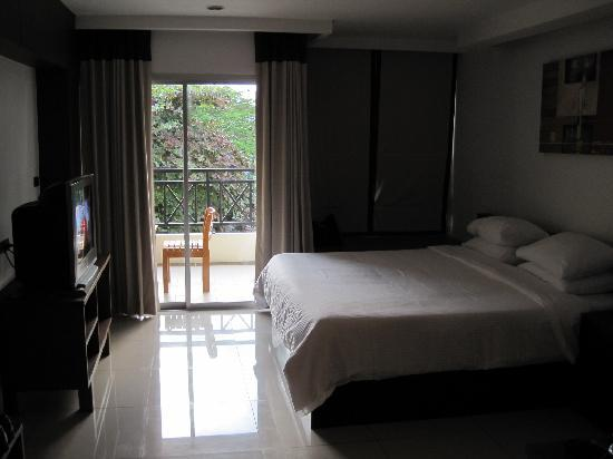 ‪‪Baywalk Residence Pattaya‬: Superior Room 1‬