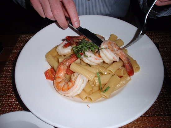East End Brasserie : Shrimp Rigatoni