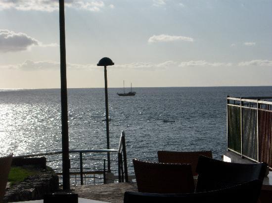 Rosso Sul Mare Restaurant & Wine Bar: La Caleta surf
