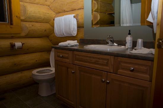 Alpine Meadows Resort: Bathroom