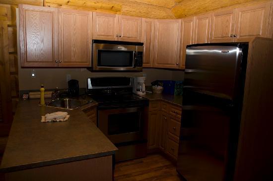 Alpine Meadows Resort: Kitchen