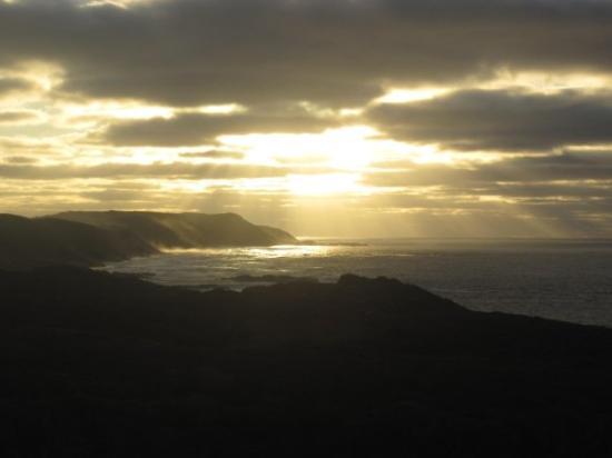 William Bay National Park, Australien: ...and God said