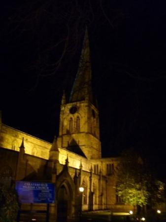 Chesterfield Parish Church/Crooked Spire ภาพถ่าย