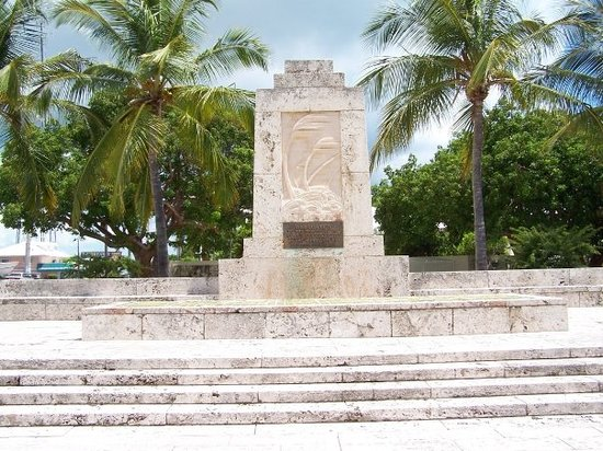 Islamorada, Φλόριντα: The Hurricane Memorial