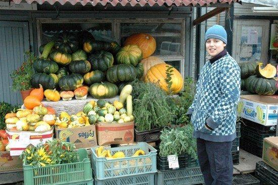 Central Market (Centraltirgus) Photo
