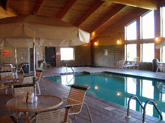 Baymont Inn & Suites Lakeville: Indoor Pool