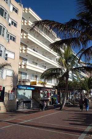 RK Luz Playa Suites: Apartamentos Luz Playa