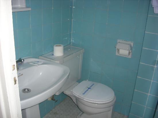Zestoa, Spanien: Cuarto de baño