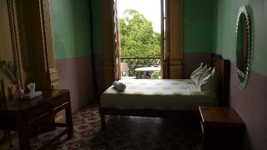 Hostal Zocalo: Private room