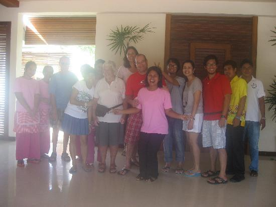 The Beach Boutique Resort: Speaking about friendly staff