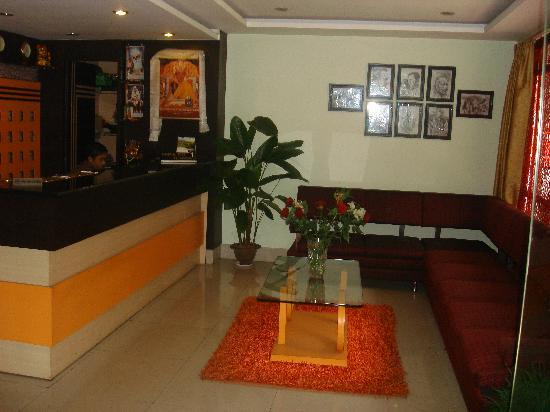 The Sikkim Retreat : The lobby