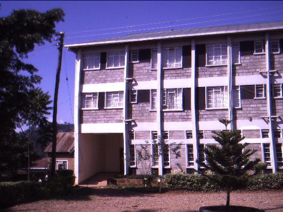 Methodist Guest House: This is the new wing of the guest house