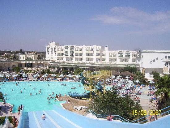 The pool at the soviva hotel picture of soviva resort - Location appartement port el kantaoui sousse ...