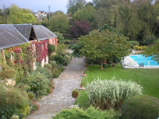 Hotel Restaurant Ricordeau : hotel ricordeau parc piscine