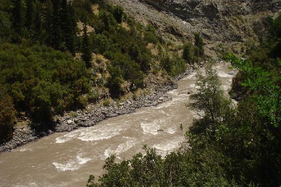 Santiago, Chile: Maipo River