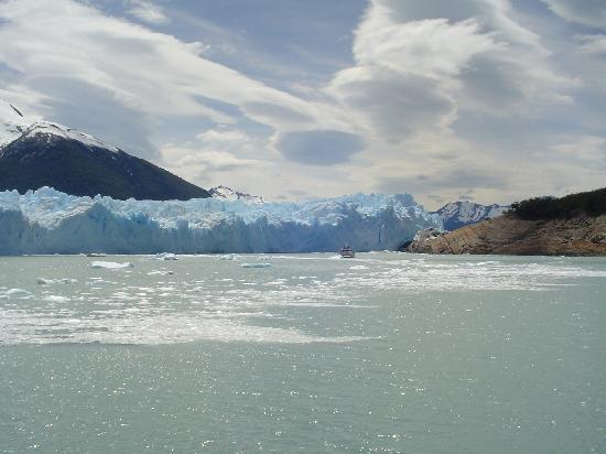 Los Sauces Casa Patagonica: glaciar Perito Moreno
