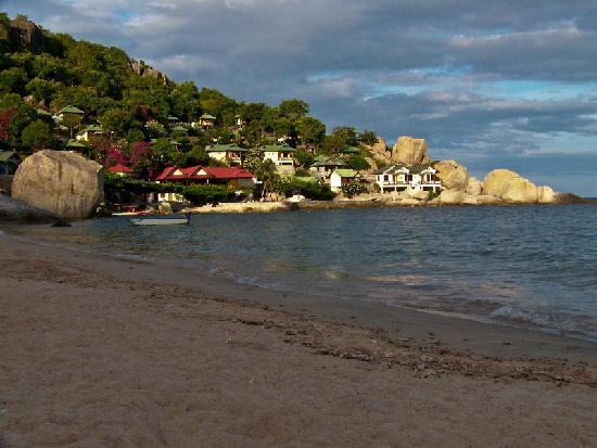 Family Tanote Bay Resort: bay