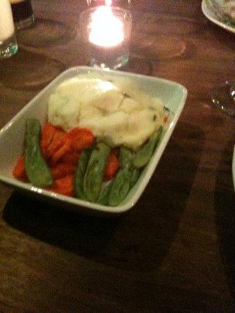 hogans: veg boiled to death