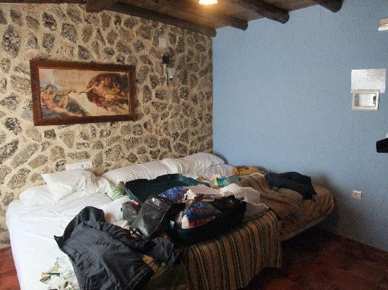 Hotel Restaurante Escobar: habitación 2