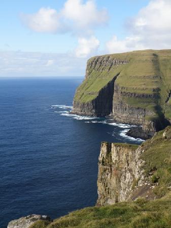 Вагур, Фарерские острова: Eggjarnar, Skuvanes, Vagur, Suduroy, Faroe Islands