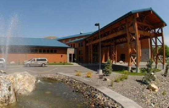Clearwater River Casino: Hotel