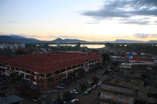 View over Pakse