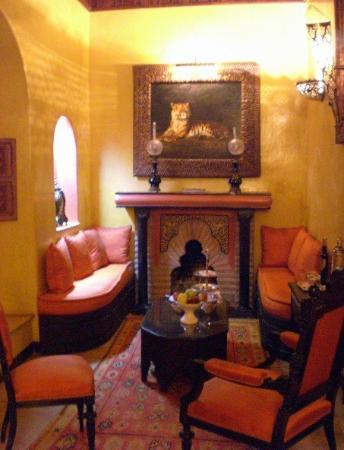 La Sultana Marrakech: Tiger Room