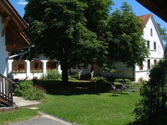 Minihof-Liebau, Oostenrijk: Landhofmühle