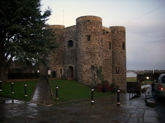 Ypres Tower Museum, Rye Castle