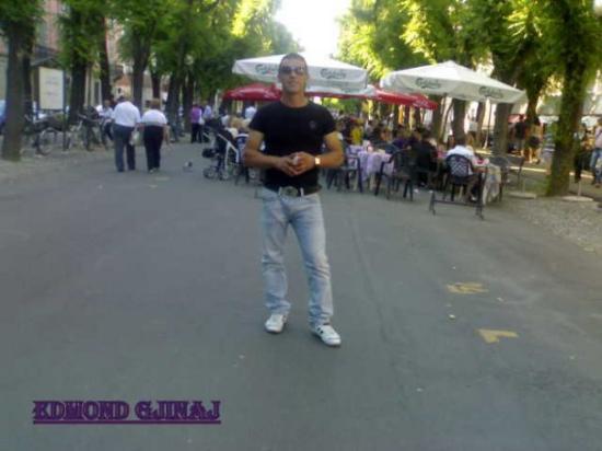 Tirana, Albania: edmond