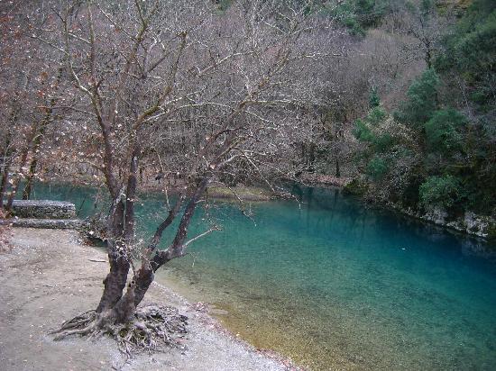 Aristi, Greece: nature of zagorohoria