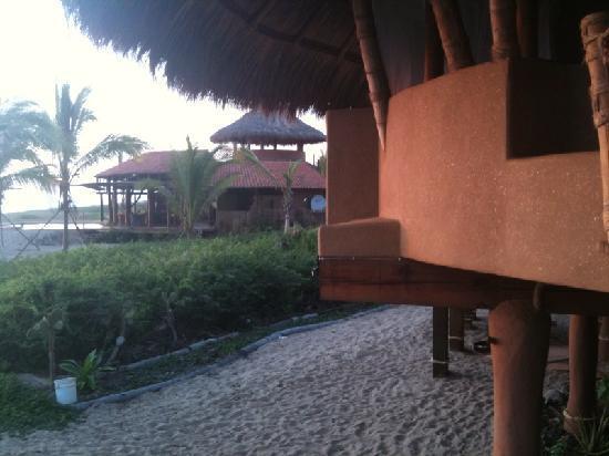 Playa Viva: Casitas