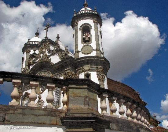 Sao Joao del Rei, MG: Igreja São Francisco de Assis