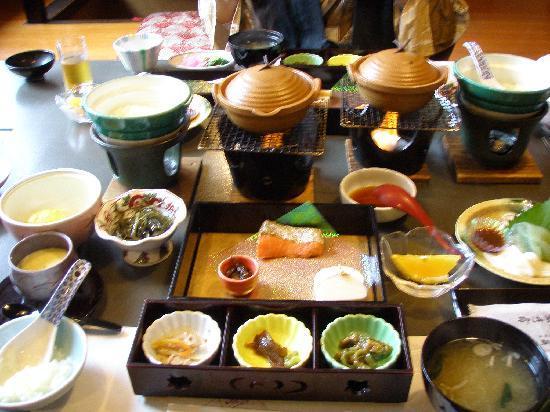 Food Near Nagano Station