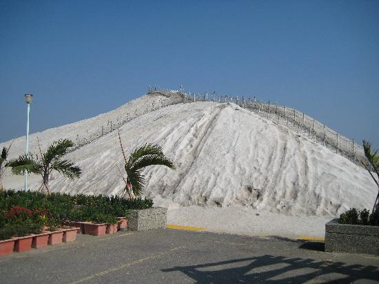 Chigu Salt Mountain : 七股鹽山