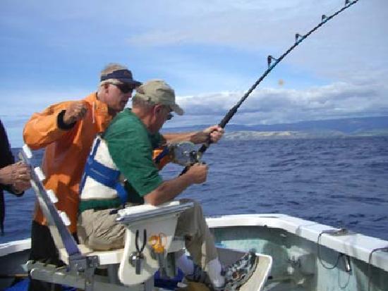 Deep sea fishing kauai contact picture of deep sea for Fishing in kauai