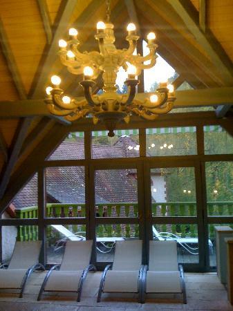 Hostellerie La Cheneaudiere - Relais & Chateaux: idem