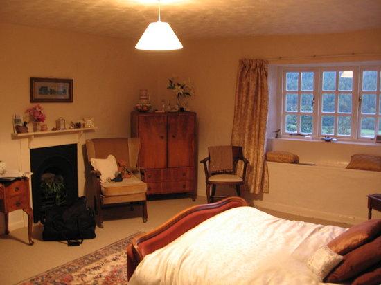 East Raddon B&B: Our lovely room