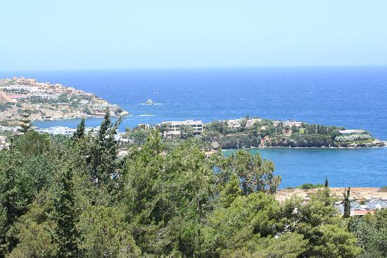 Panorama Village & Hotel: view from the hotel