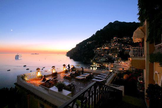 Hotel Marincanto: Terraces