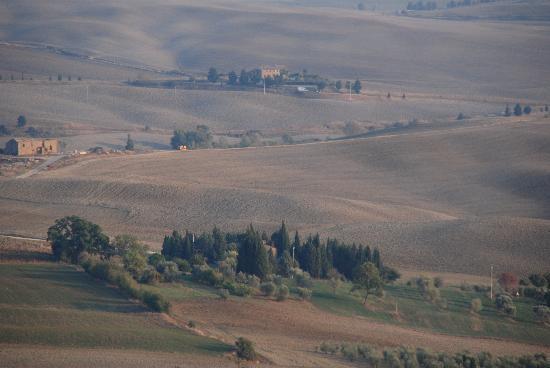 La Quiete: Tuscan scenery