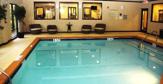 Comfort Suites: Indoor Pool / Exercise Room