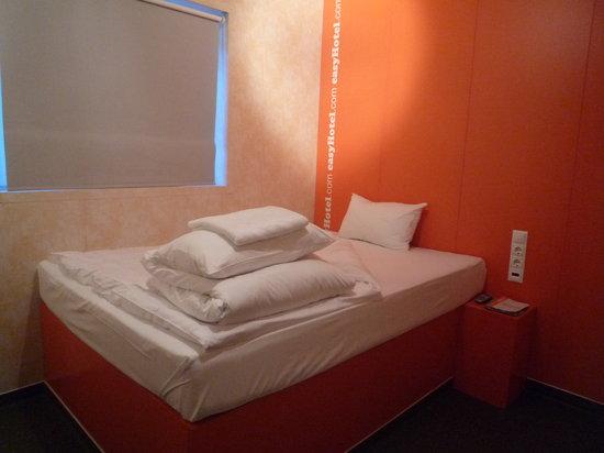 easyHotel Budapest Oktogon: Standard Room