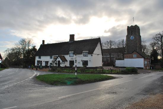 The Old Bakery: The Crown, Pulham Market