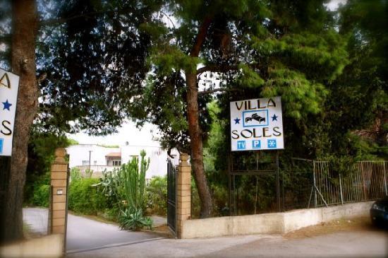 Hotel Villa Soles: Esterno Hotel